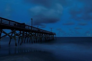 Η φωτογραφία της ημέρας: Στιγμιότυπο από το Surfside Beach Pier στη Νότια Καρολίνα!