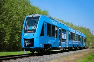Τα πρώτα τρένα που κινούνται με υδρογόνο είναι γεγονός!
