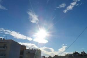 Καιρός: Καλοκαιρινός ο καιρός σήμερα! Στους πόσους βαθμούς θα φτάσει η θερμοκρασία;