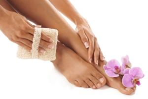 Το πιο εύκολο Scrub για απαλά πόδια με ζάχαρη και λάδι!