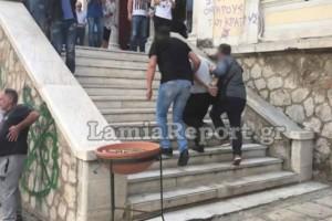 Λαμία: Στα δικαστήρια ο 34χρονος που κατηγορείται για βιασμούς γυναικών! (photos+video)
