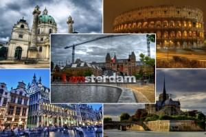 Τεράστια ευκαιρία: Έκπτωση 50% για το ταξίδι των ονείρων σας σε ευρωπαϊκές πρωτεύουσες!