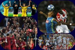 Ποδοσφαιρική μαγεία στο Champions League: Απίστευτη ματσάρα στο Άνφιλντ! Όλα τα αποτελέσματα!
