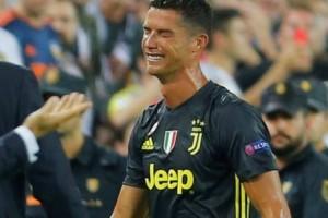 Η UEFA «σκουπίζει» τα δάκρυα του Ρονάλντο και του δίνει ελαφριά τιμωρία!