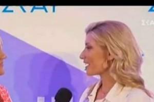 """Δημόσια εκδήλωση αγάπης από την Σια Κοσιώνη: """"Είμαι καψούρα! Δεν είναι κακό να το παραδέχεσαι!"""""""