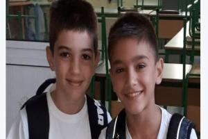 Αυτοί είναι οι δυο 11χρονοι που αγνοούνται στη Λάρνακα!