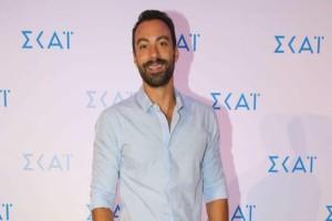 """Έμεινε """"κάγκελο"""" ο Σάκης Τανιμανίδης! Η απρόσμενη συνάντηση στο κέντρο της Αθήνας!"""