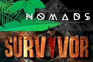 "Nomads 2: Η απίστευτη αλλαγή που ""ξεφτιλίζει"" το Survivor! Αυτά θα είναι τα ονόματα των δύο ομάδων!"