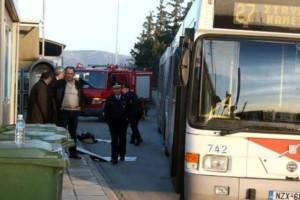 Θεσσαλονίκη: Σύγκρουση ΙΧ με λεωφορείο του ΟΑΣΘ