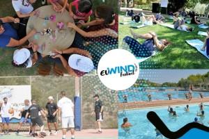 1200 συμμετέχοντες στο 2ο ευWIND Festival,  μια μέρα αφιερωμένη στους ανθρώπους της WIND!