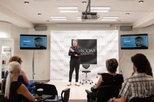 Ηλίας Ζάρμπαλης: Σε ένα Masterclass & Workshop-υπερπαραγωγή στην ακαδημία της Farcom στη Θεσσαλονίκη