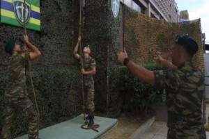 Απίστευτο βίντεο: Οι Ένοπλες Δυνάμεις στη ΔΕΘ με… mannequin challenge!