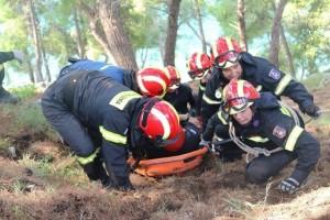 Όλυμπος: Αίσιο τέλος στη διάσωση του ορειβάτη!