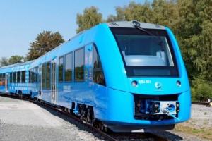 «Πρεμιέρα» για το πρώτο τρένο υδρογόνου στον κόσμο (video)