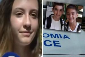"""""""Το έμαθα από..."""" - Συγκλονίζει η αδελφή ενός από των 11χρονων αγοριών στην Κύπρο! (video)"""