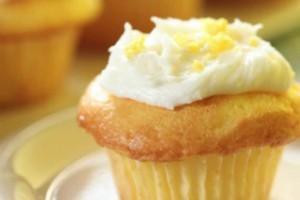 Muffins λεμονιού!