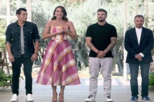 Bake off Greece: Κλαίνε ή γελάνε στον Alpha με την τηλεθέαση της πρεμιέρας;
