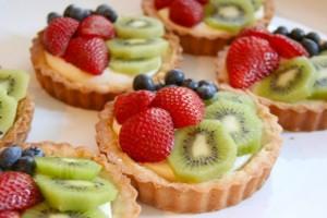 Φτιάξε τις αγαπημένες σου τάρτες με φρούτα!