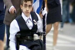 Θλίψη στην Κρήτη: «Έφυγε» στα 20 του ο «σημαιοφόρος της ζωής» Κωνσταντίνος Κριτζάς