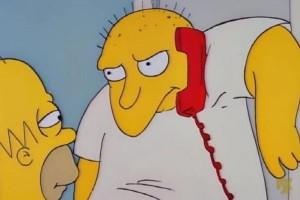 """Όταν ο Μάικλ Τζάκσον είχε παίξει στους """"Simpsons""""! (video)"""