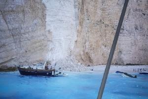 Ζάκυνθος: Άνοιξε για τους επισκέπτες η παραλία Ναυάγιο!