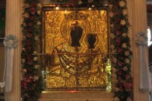 Της Παναγίας της Μυρτιδιώτισσας σήμερα - Η εικόνα της κάθε βράδυ επέστρεφε μόνη της στις μυρτιές!