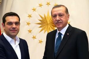 Αιγαίο, Κυπριακό και ευρωτουρκικές σχέσεις στη συνάντηση Τσίπρα - Ερντογάν!