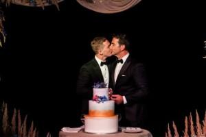 Βόλος: Φωτογραφίες από τον πρώτο gay γάμο!
