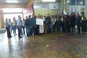 Φιλοσοφική Σχολή: Οι Πανεπιστημιακοί έδιωξαν τον Ρουβίκωνα από το κτήριο!