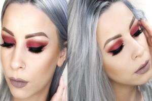 Cherry eyes: Εσύ θα τολμήσεις το μεγαλύτερο make up trend του φθινοπώρου;