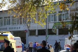 Μακελειό στην Κριμαία: Αυτοκτόνησε ο δράστης, ήταν 18χρονος σπουδαστής!