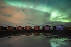 Η φωτογραφία της ημέρας: Το Βόρειο Σέλας κάνει την εμφάνισή του στον Ουρανό της Ισλανδίας!