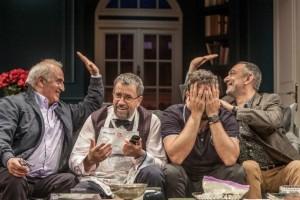 """""""Δείπνο ηλιθίων"""" του Francis Veber ξανά στο Θέατρο Κάππα"""