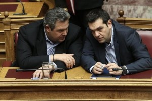 Πήραν «φωτιά» τα τηλέφωνα στο Μαξίμου! - Έξαλλοι στον ΣΥΡΙΖΑ με τον Πάνο Καμμένο!
