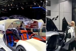 Εντυπωσιακά: Τα αυτοκίνητα του μέλλοντος θα θυμίζουν... διαστημόπλοια! (video)