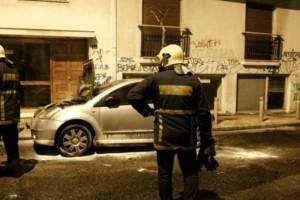 Θεσσαλονίκη: Φωτιά σε αυτοκίνητο!