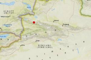 Σεισμός 5,8 Ρίχτερ στην δυτική Κίνα