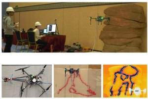 Το εντυπωσιακό δημιούργημα της Disney! - Το πρώτο drone που φτιάχνει γκράφιτι!