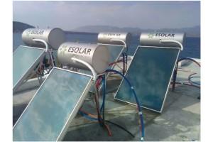 e-Ηλιακοί θερμοσίφωνες!