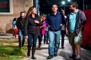 Αλέξης Τσίπρας - Περιστέρα Μπαζιάνα: Φόρεσαν τα τζιν τους και πήγαν στο Φεστιβάλ Σπούτνικ! (Photo)