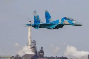 Ουκρανία: Συνετρίβη μαχητικό αεροσκάφος