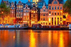 Τρέξτε να προλάβετε: Χριστούγεννα στο Άμστερνταμ σε τιμή έκπληξη!