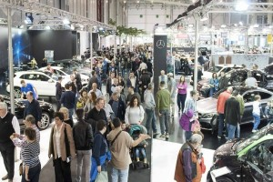 Η μεγαλύτερη έκθεση αυτοκινήτου επιστρέφει στο αεροδρόμιο Ελληνικού στις 10 - 18 Νοεμβρίου!