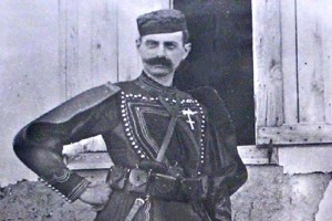 Σαν σήμερα στις 18 Οκτωβρίου το 1904 πέθανε ο Παύλος Μελάς