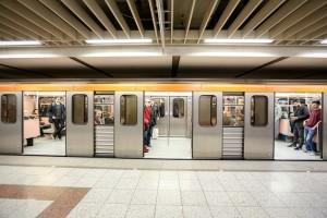 Παράνομη η στάση εργασίας του Μετρό! Κανονικά τα δρομολόγια το βράδυ