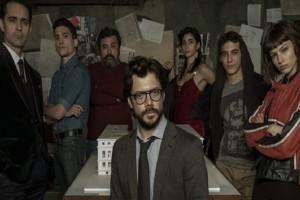 """Πιτσουνάκια: Ποιοι πρωταγωνιστές του """"La casa de Papel"""" είναι ζευγάρι;"""