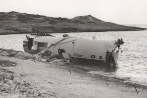 Σαν σήμερα, στις 21 Οκτωβρίου το 1972, αεροπλάνο της Ολυμπιακής συνετρίβη στο Ελληνικό!