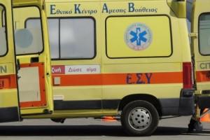 Σοκ στην Κρήτη: Στο νοσοκομείο γιαγιά και εγγονάκι μετά από τροχαίο!