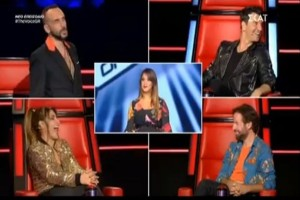 "The Voice: ""Έχει πάει μαζί μου...""! H ατάκα που πάγωσε τους πάντες! (video)"