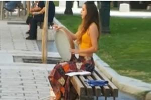Θεσσαλονίκη: Συνελήφθη μουσικός του δρόμου για... επαιτεία!